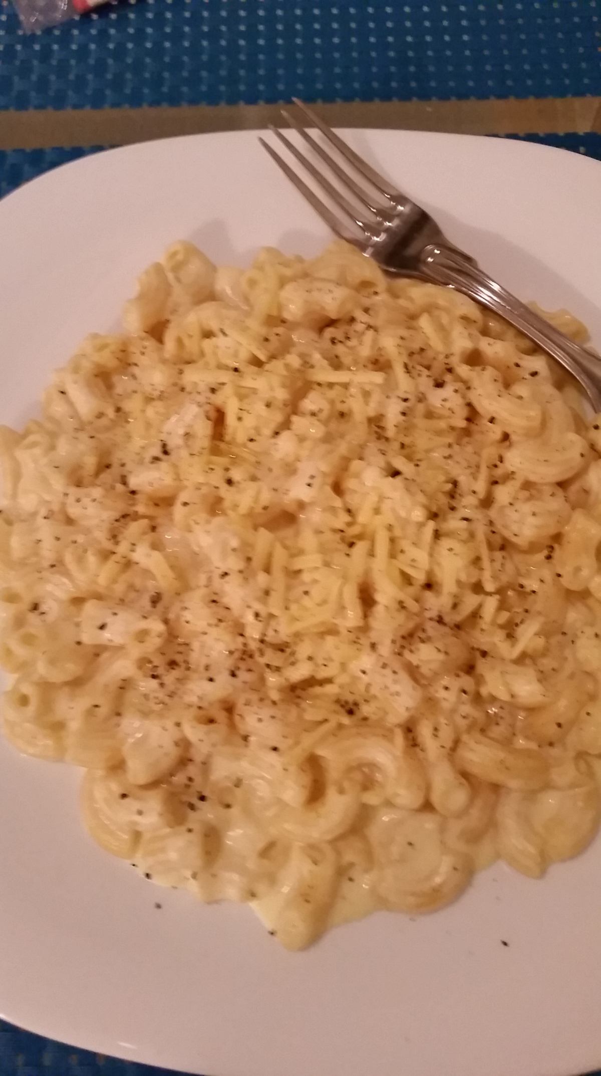Comfort Food : Mac & Cheese